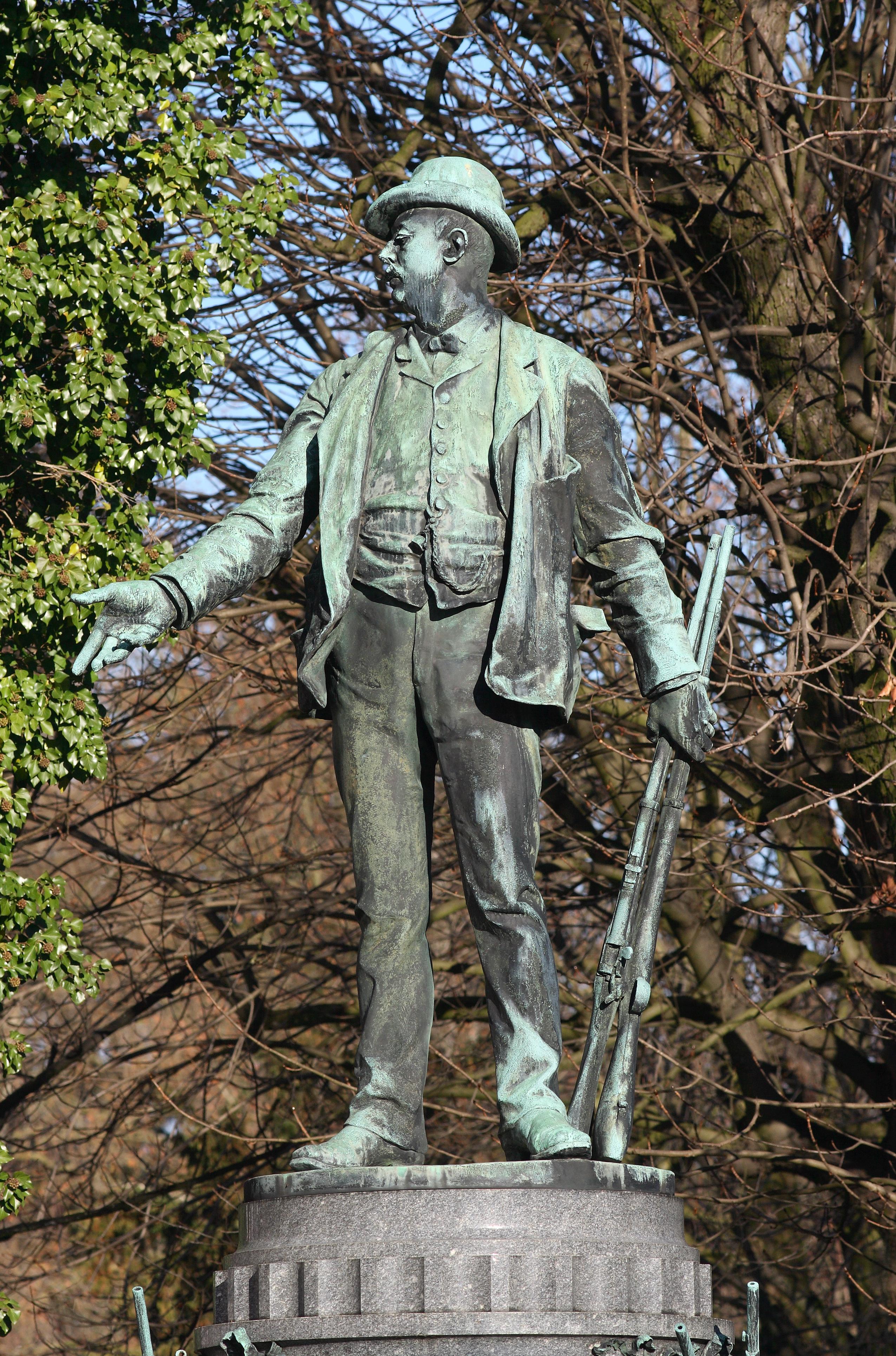 Dateiwerndl Denkmal Josef Werndljpg Wikipedia