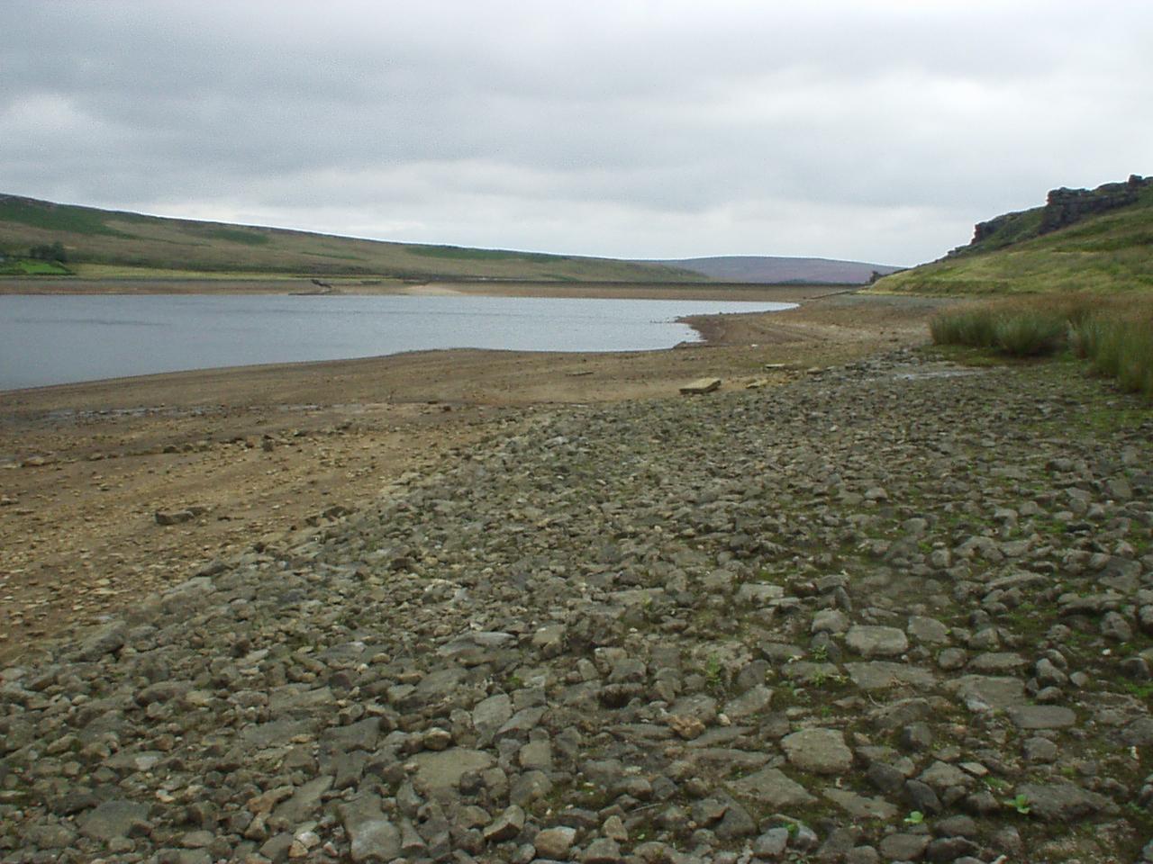 Widdop Reservoir - geograph.org.uk - 99676