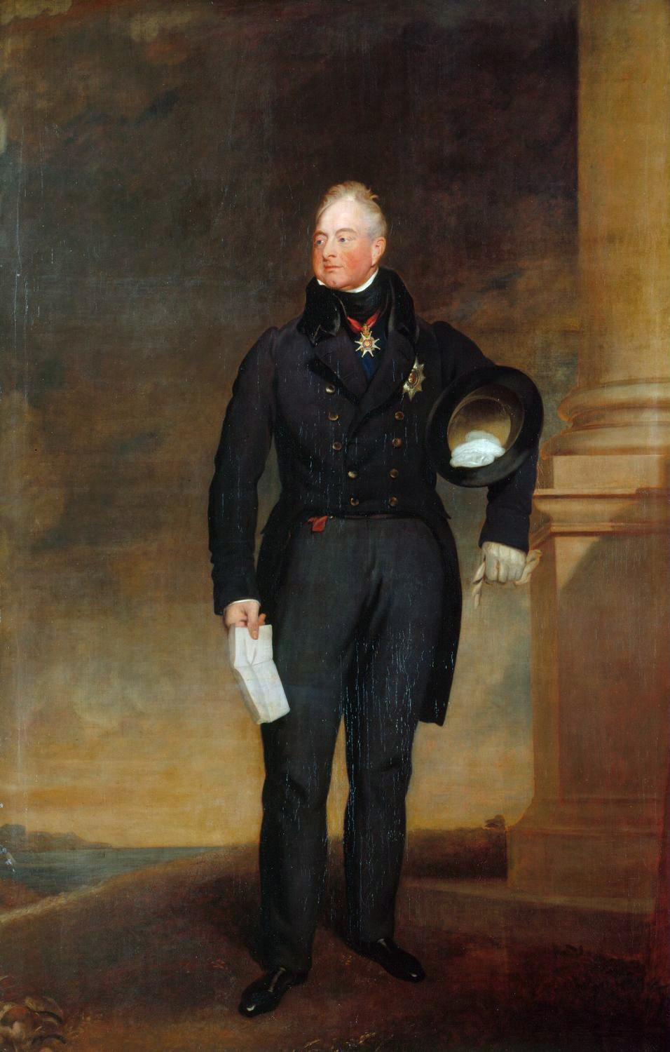 File William Iv When Duke Of Clarence Lawrence 1827 Jpg
