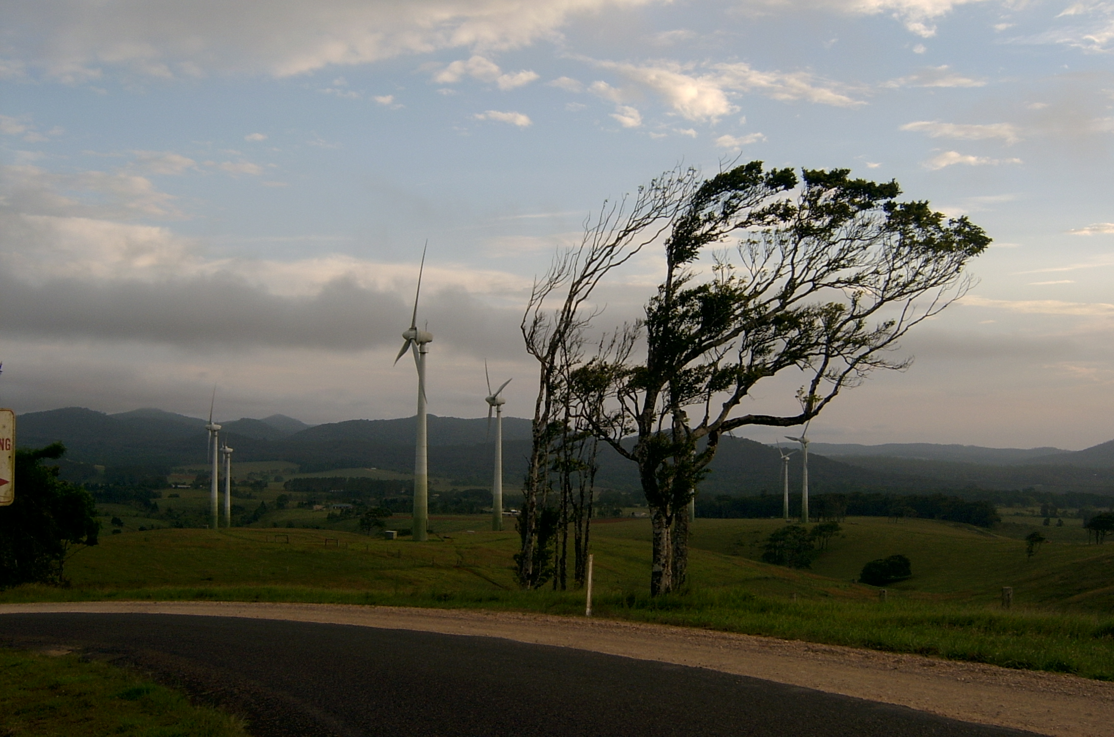 Wind Is One Of Nature S Ways Of Transferring Energy Throug