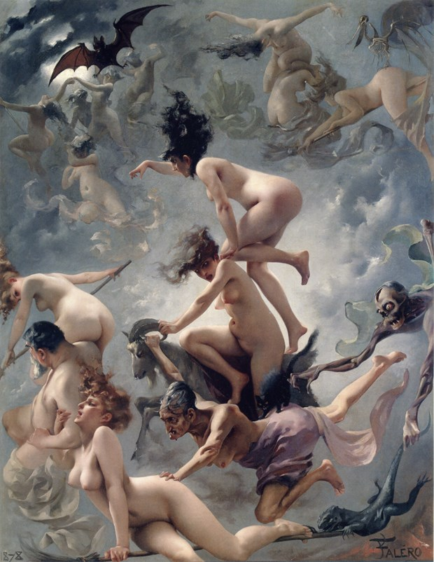 https://upload.wikimedia.org/wikipedia/commons/d/d3/Witches_going_to_their_Sabbath_(1878),_by_Luis_Ricardo_Falero.jpg