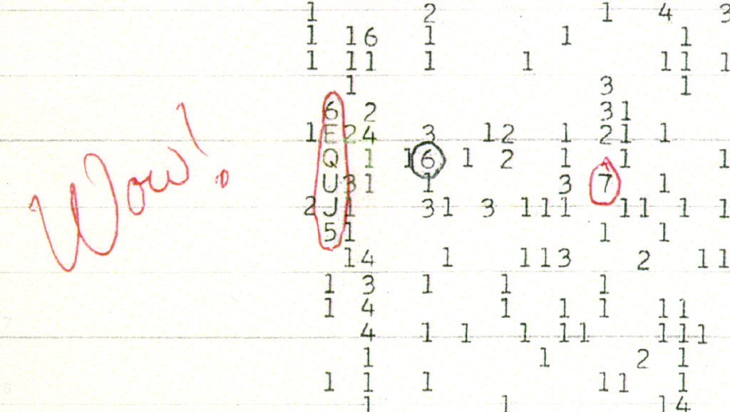 http://upload.wikimedia.org/wikipedia/commons/d/d3/Wow_signal.jpg