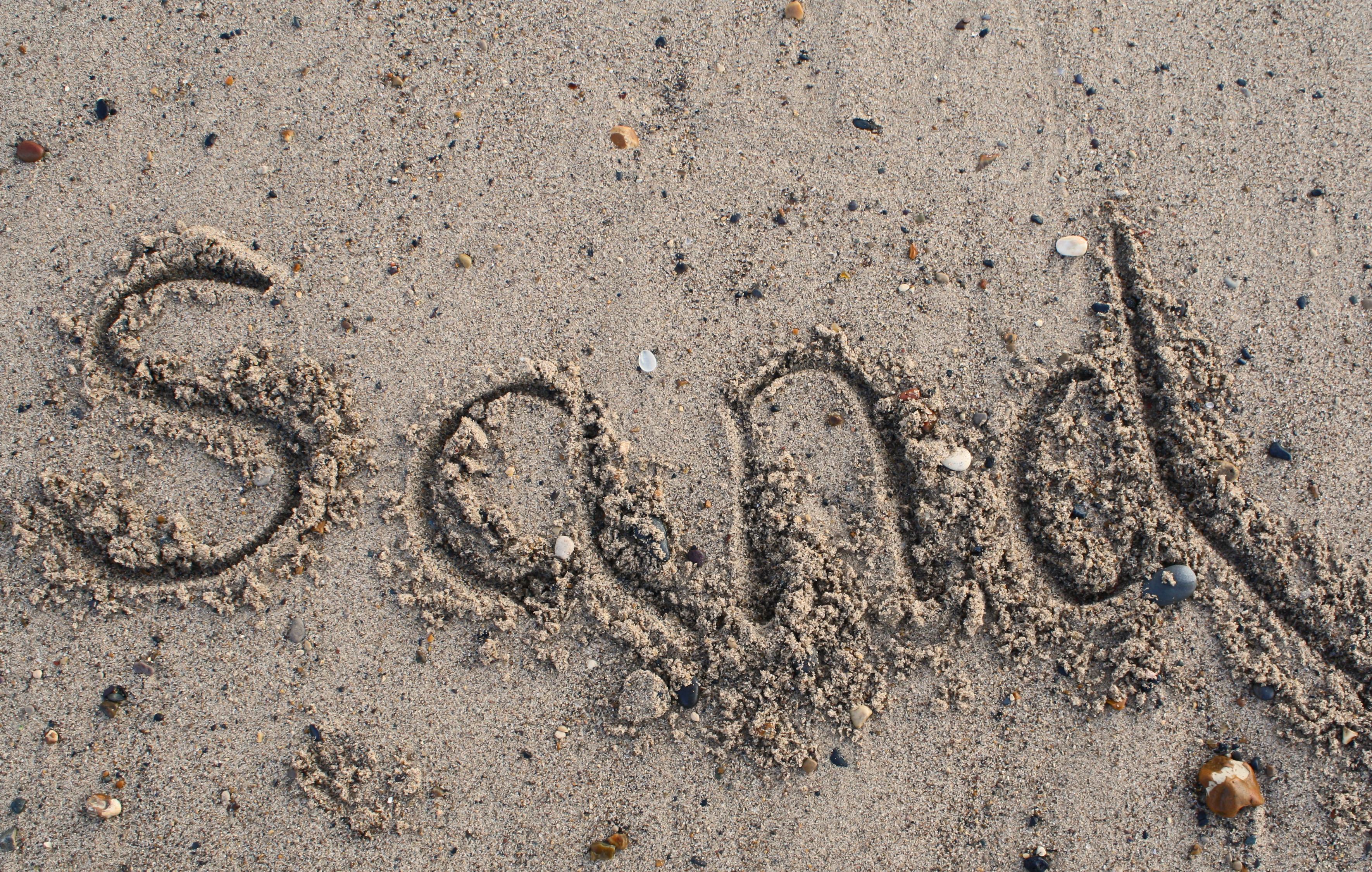 In sand fetish foto 13