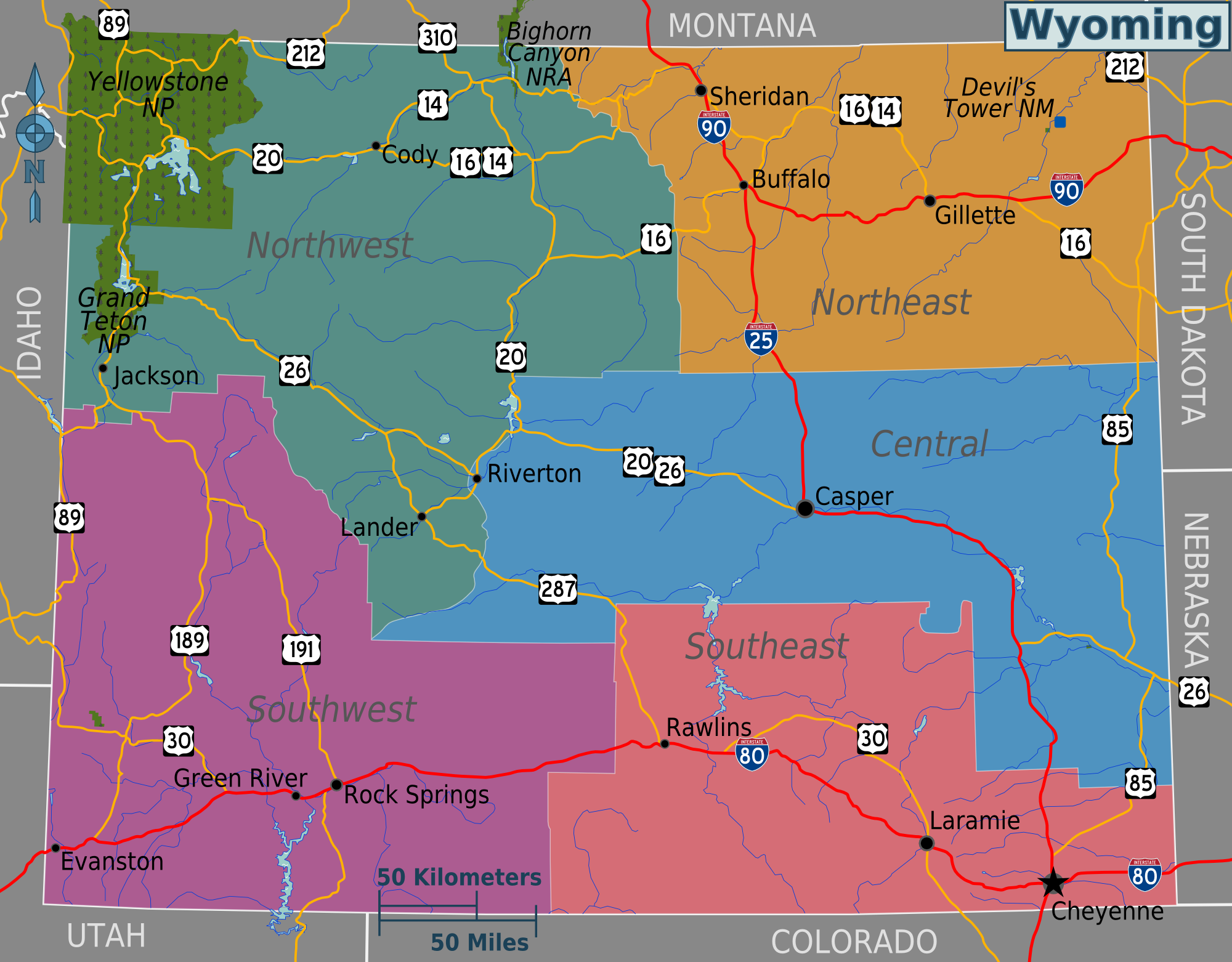 map of colorado with File Wyoming Regions Map on Dover likewise Map further Thornton Heath as well File wyoming regions map additionally Threats Solutions.