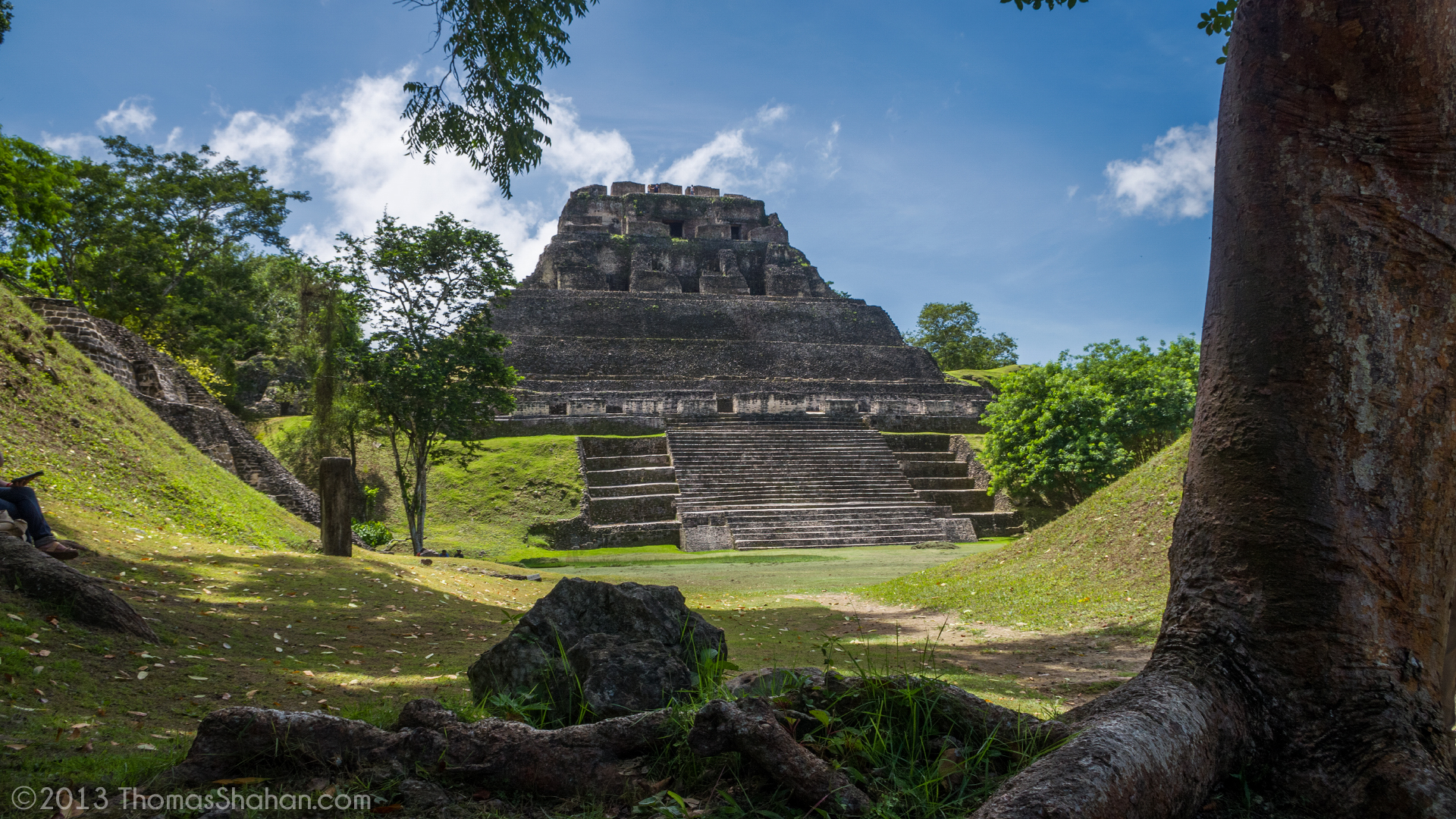 High Resolution Pictures: Daily Ghost Post – X Is For Xunantunich