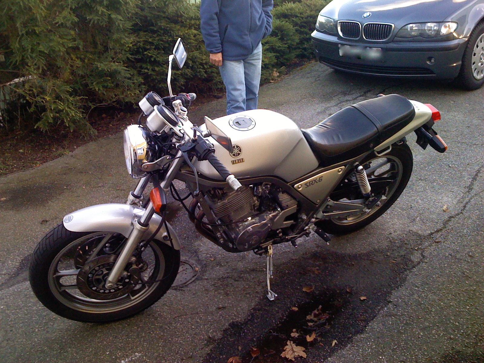 Yamaha Srx  Triple Specs