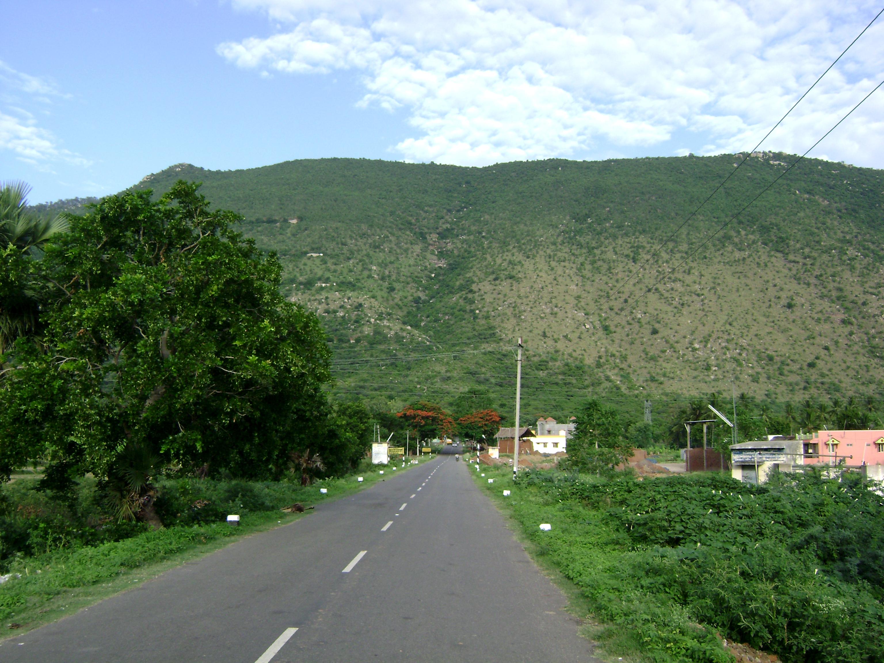 Yelagiri Hills Near Vellore Katpadi