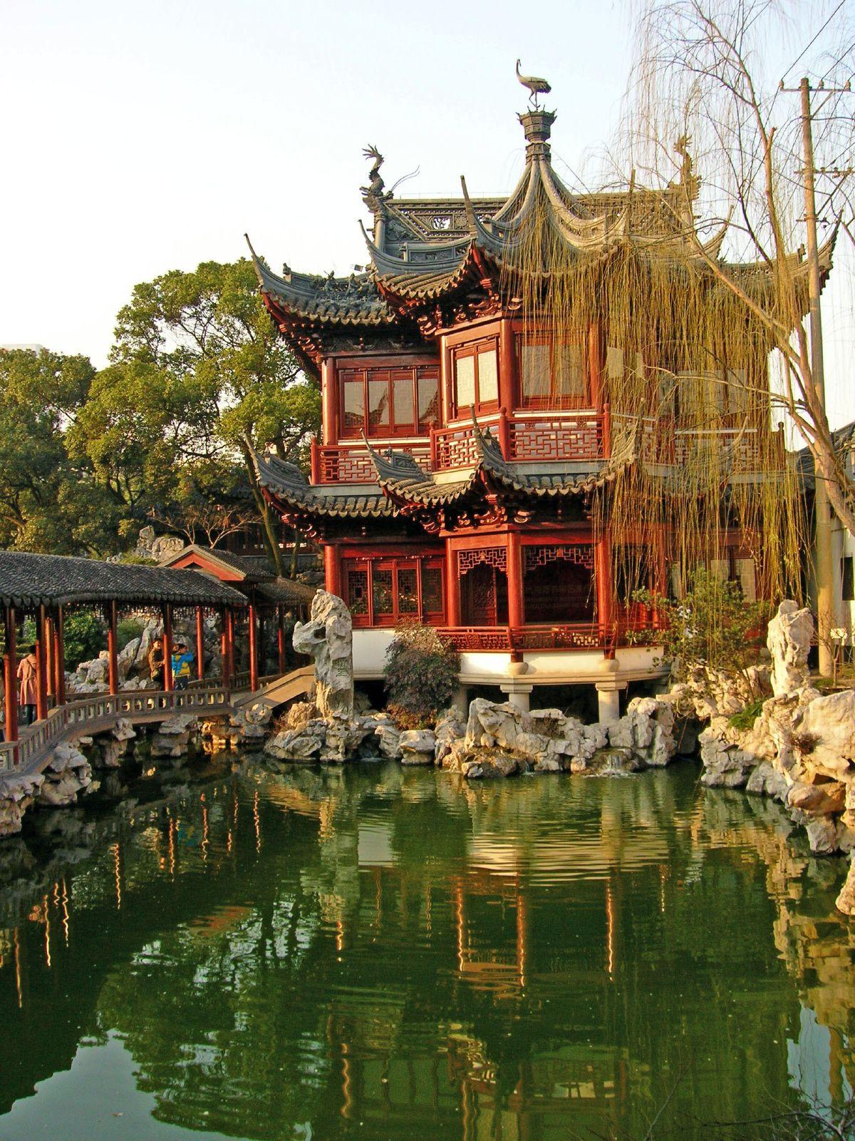 jardin yuyuan wikip dia