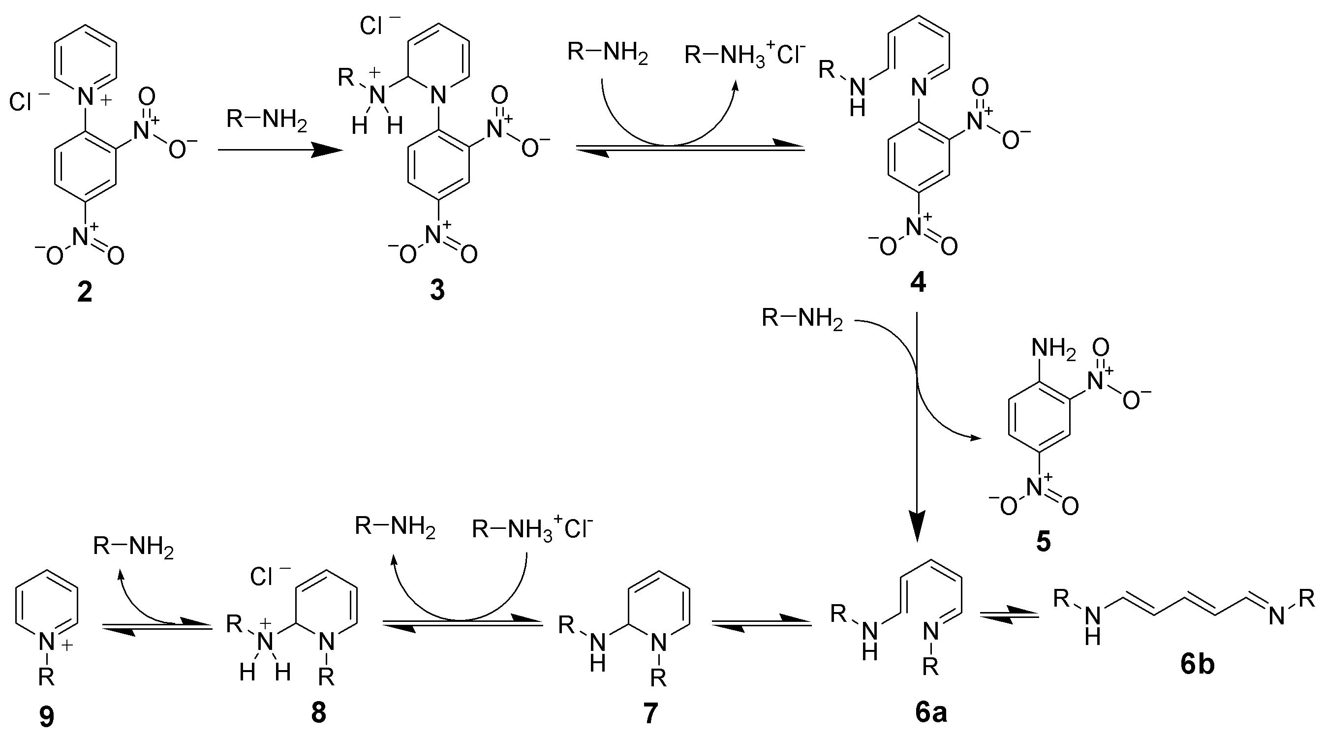 The mechanism of the Zincke reaction