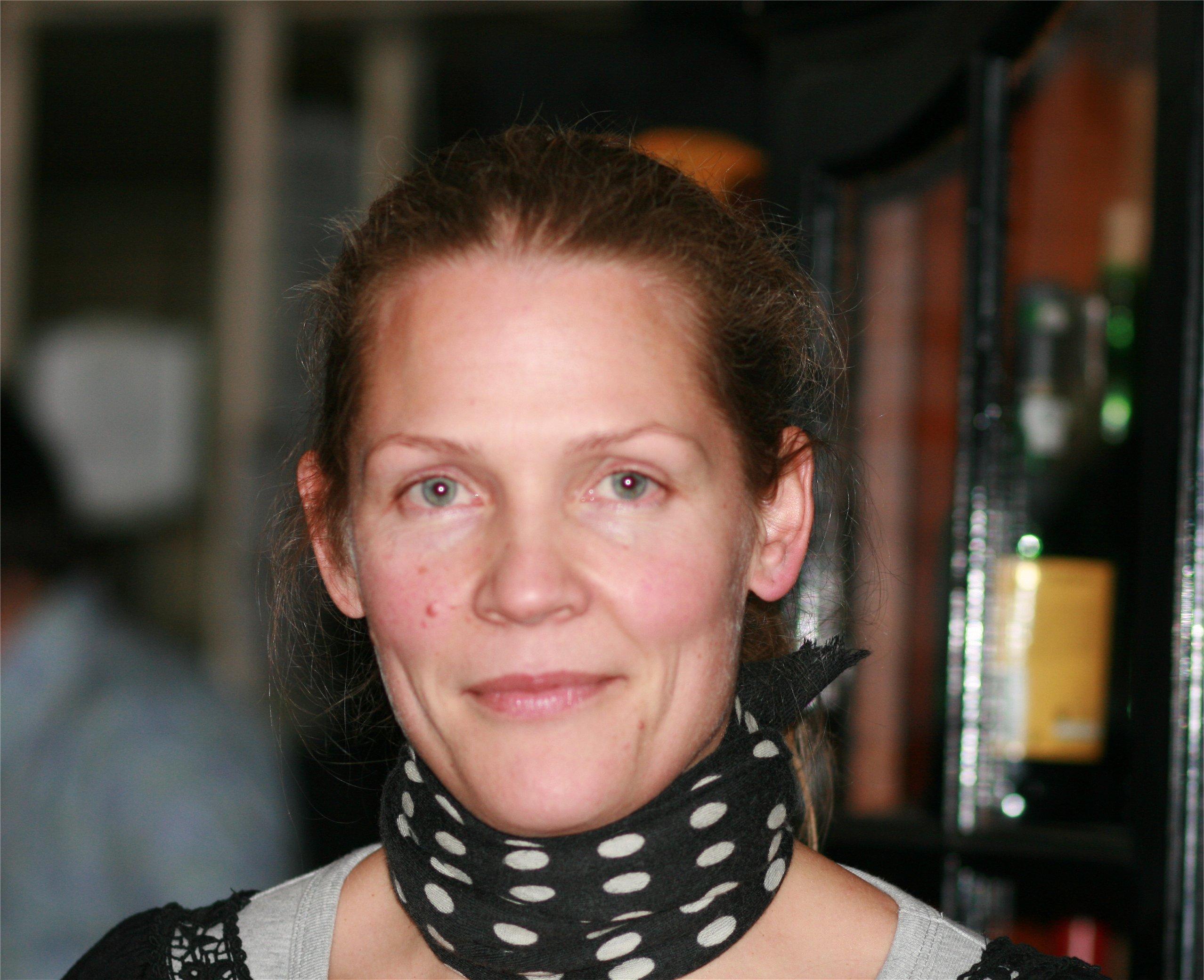 Åsne Seierstad in 2007