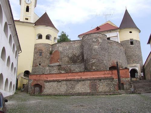 Замок паланок найулюбленіший