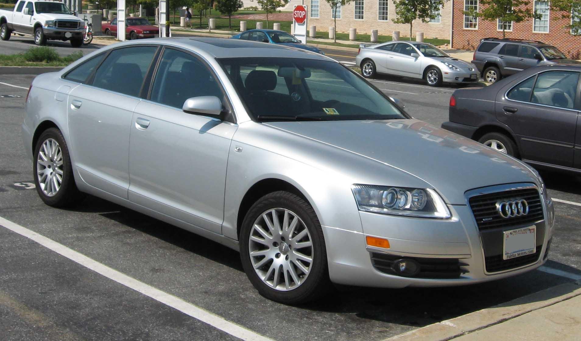 File:05-07 Audi A6-3.2.jpg - Wikimedia Commons