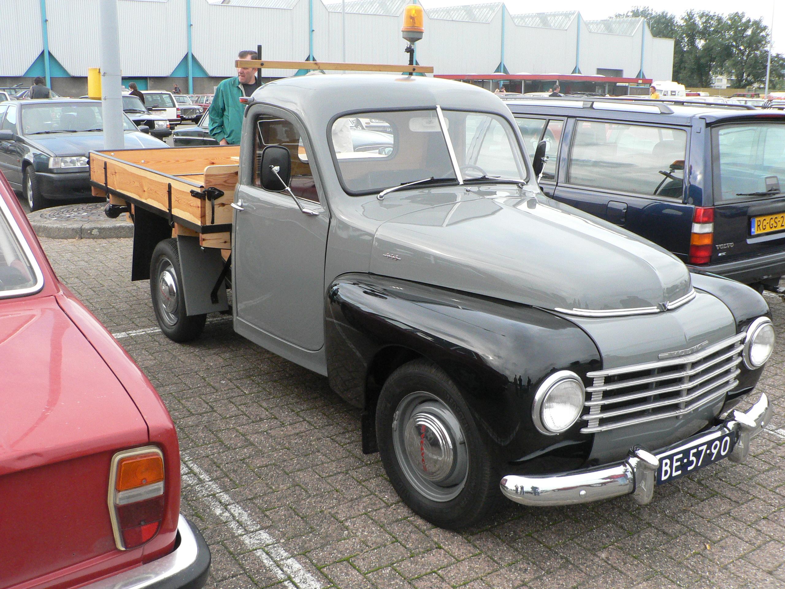File 1954 Volvo Pv 445 Duett Pick Up 9068170986 Jpg