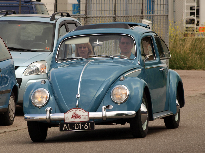 File:1960 Volkswagen Beetle.JPG - Wikimedia Commons