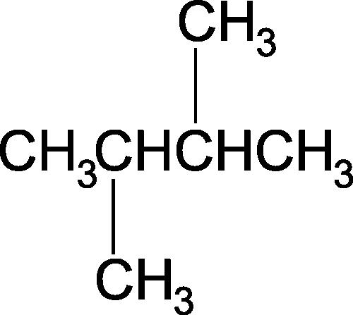 23Dimethylpentane  C7H16  PubChem