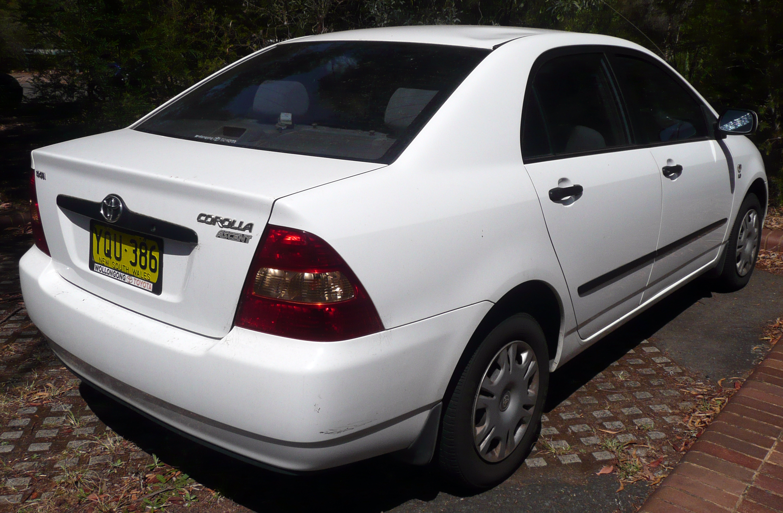 Toyota Corolla Sedan  Demo Cars For Sale Melbourne