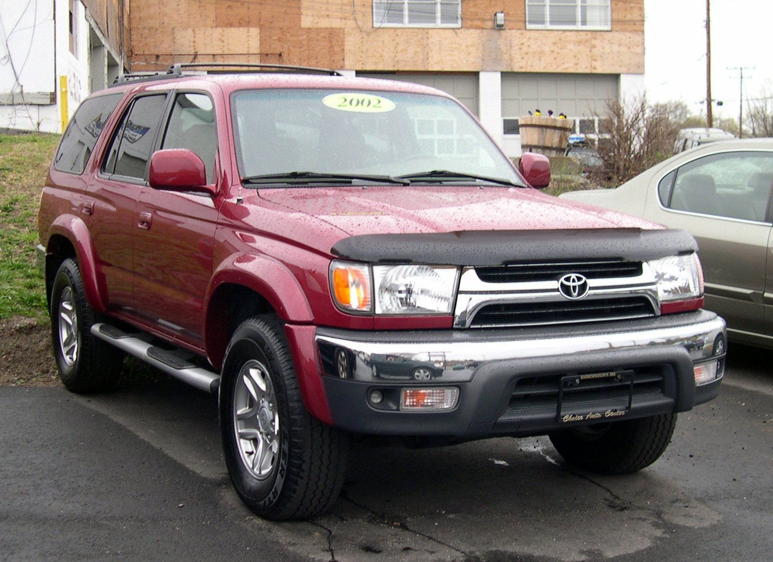 File 2002 Toyota 4runner Jpg Wikimedia Commons