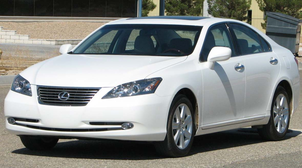 lexus es350 2007 file 2007 lexus es350. Black Bedroom Furniture Sets. Home Design Ideas