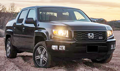 Honda Ridgeline Sport on 2001 Dodge Dakota Mode Door