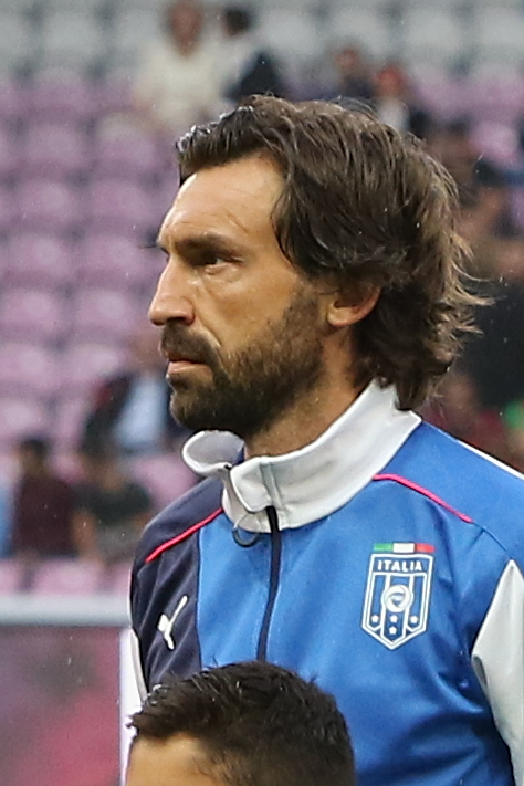 The 40-year old son of father Luigi Pirlo and mother Lidia Pirlo Andrea Pirlo in 2019 photo. Andrea Pirlo earned a 3.5 million dollar salary - leaving the net worth at 30 million in 2019