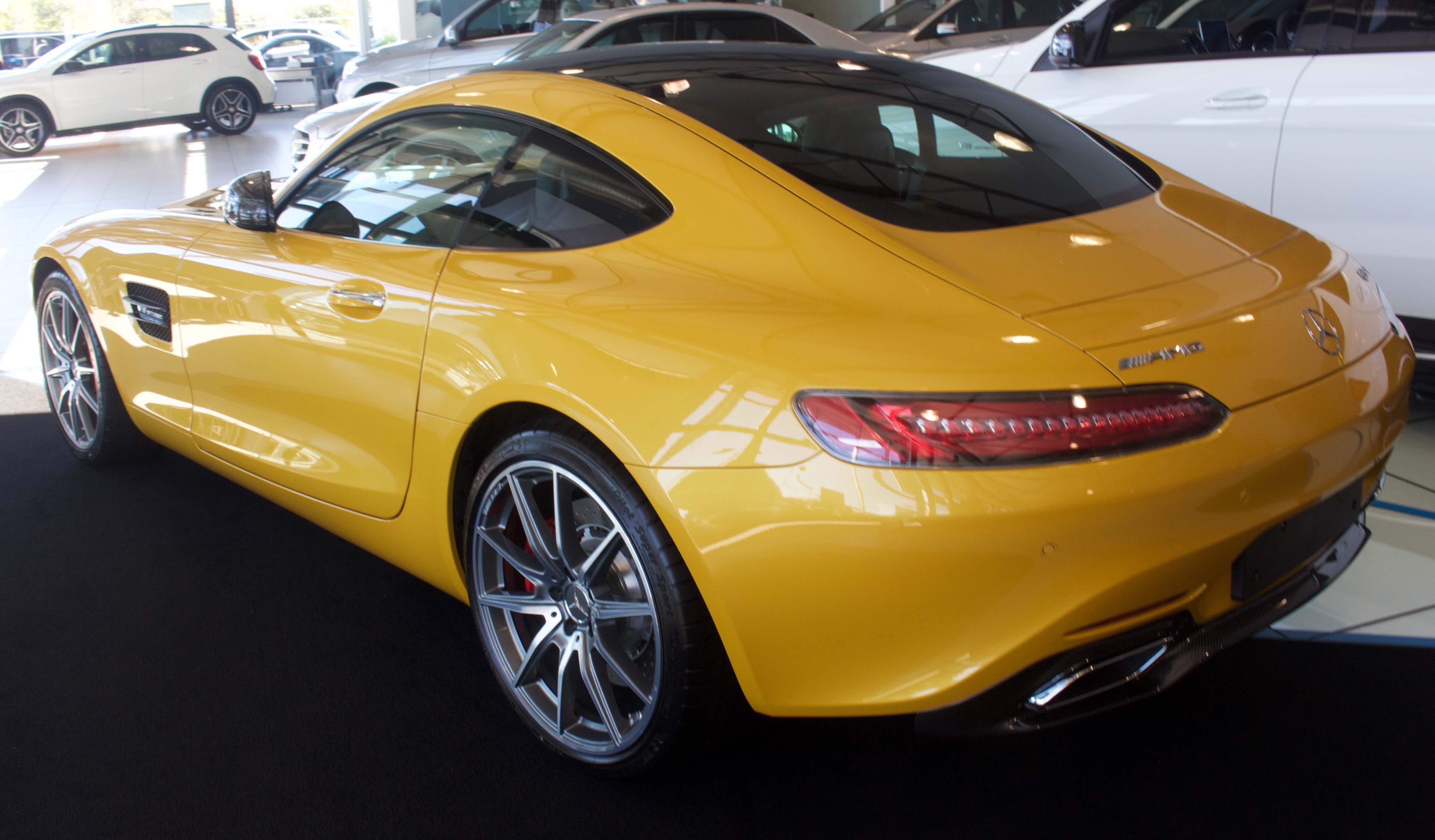 Mercedes  Door Sports Car For Sale