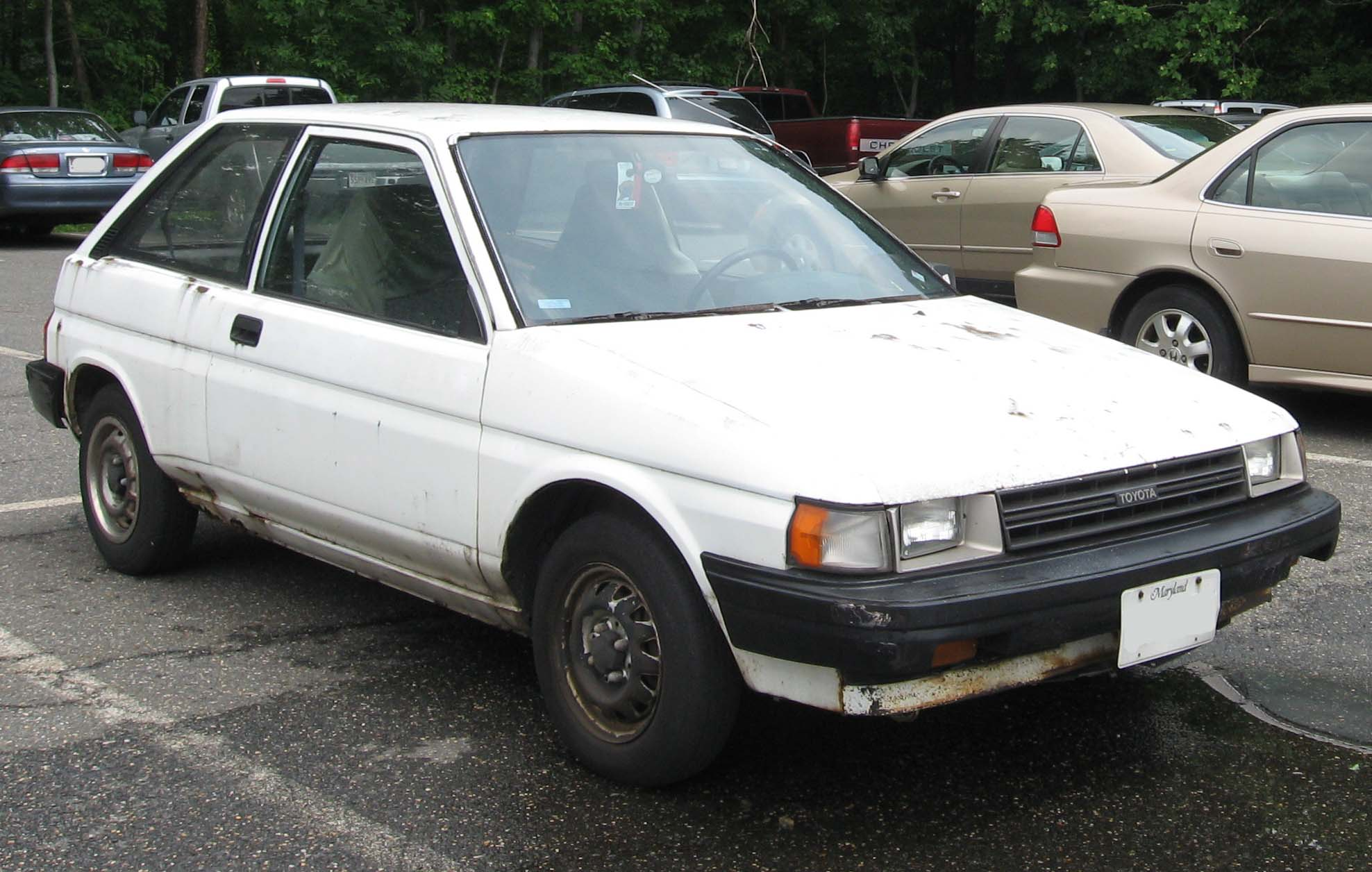 File 2nd Toyota Tercel Ez 3door Jpg Wikimedia Commons
