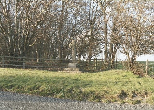 2nd Memorial near Airman's Corner, A360, near Larkhill and Stonehenge, Wiltshire - geograph.org.uk - 884670