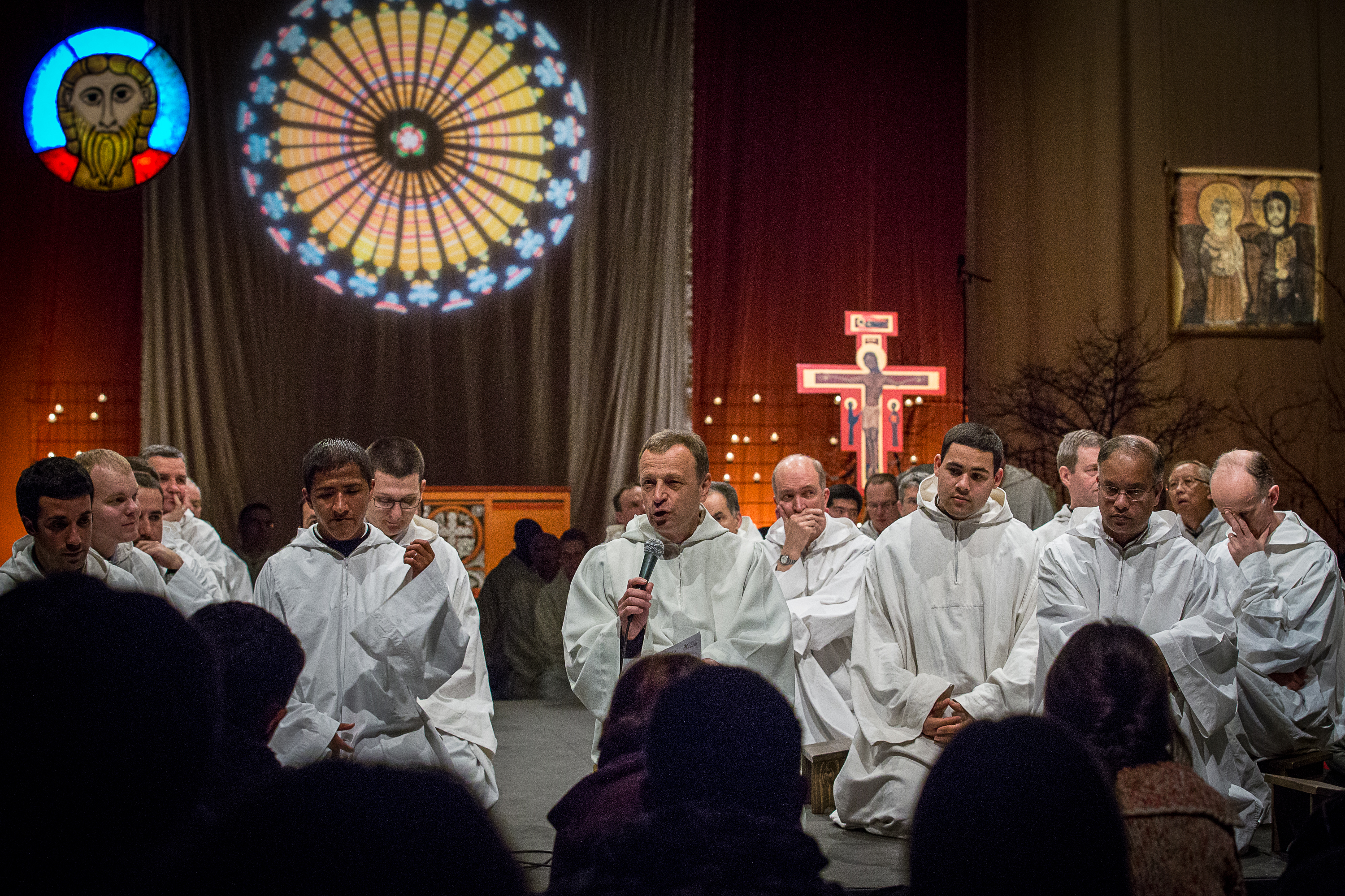 Rencontres internationales taize 2018