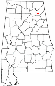 Loko di Crossville, Alabama