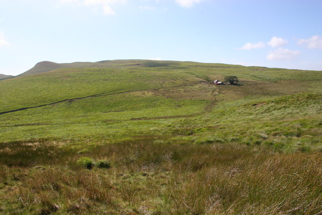 File:About as remote as it gets. - geograph.org.uk - 741160.jpg