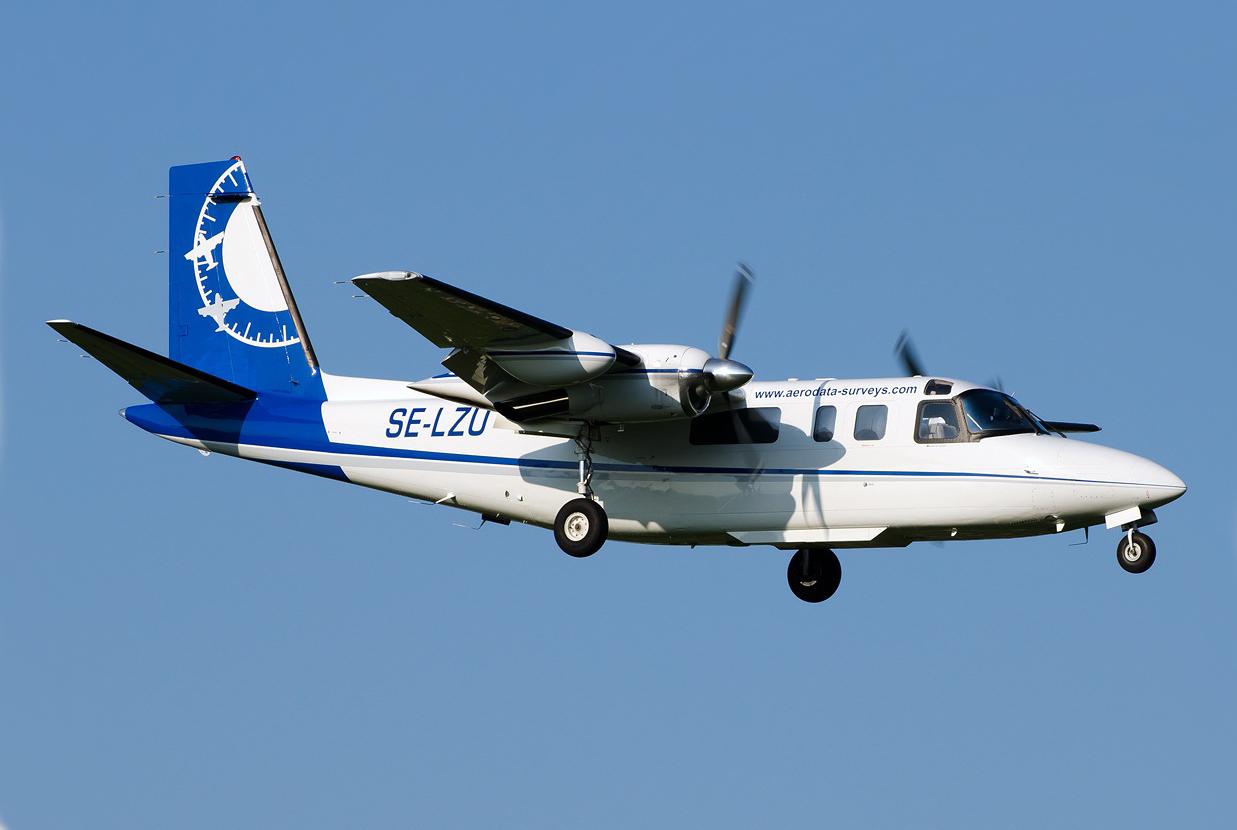 Aero Commander 500 family - Wikipedia