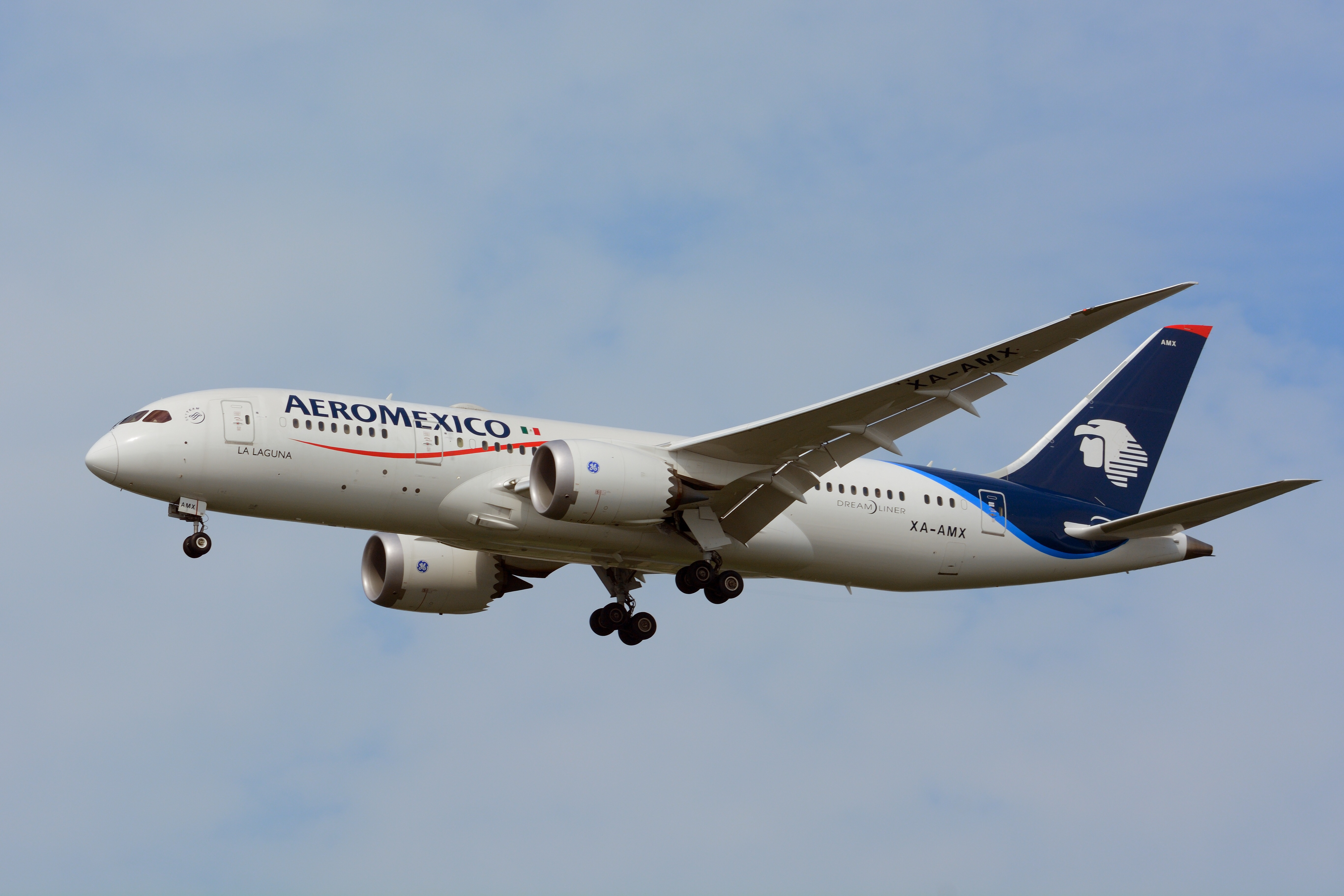 File:Aeroméxico, Boeing 787-8, XA-<b>AMX</b> - NRT.jpg ...