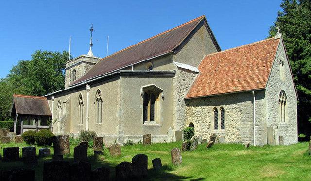 All Saints, Brill, Bucks - geograph.org.uk - 333914