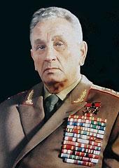 Andrei Grechko Soviet military commander