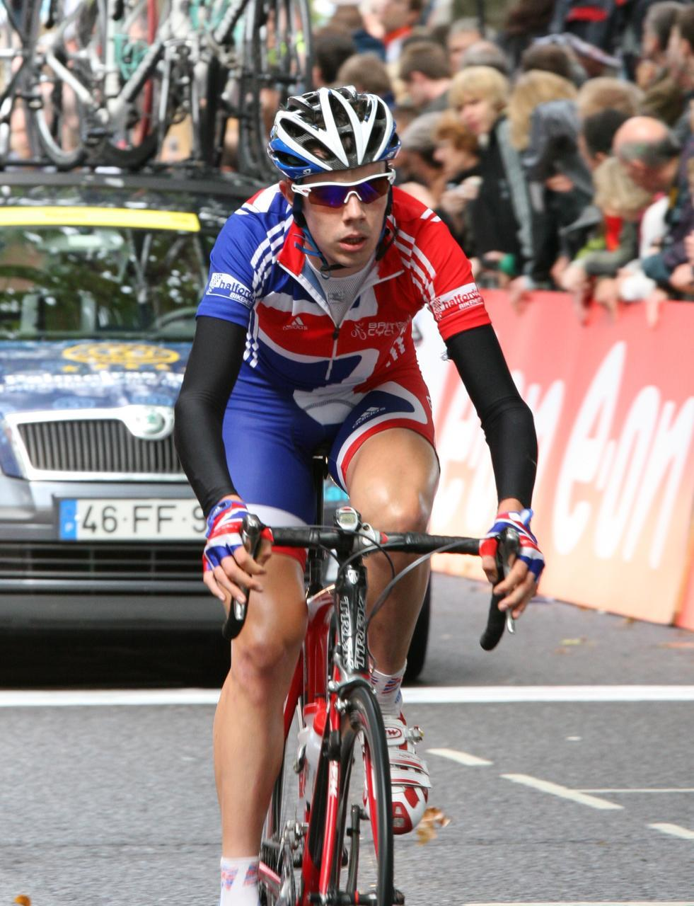 andy tennant cycling