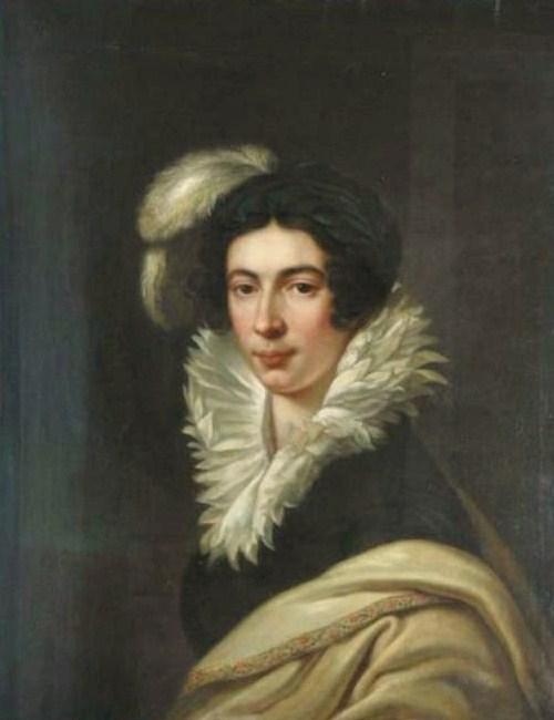 Копия с портрета кисти Х. Фогеля