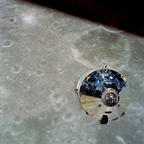 File:Apollo 10 command module.jpg - Wikimedia Commons