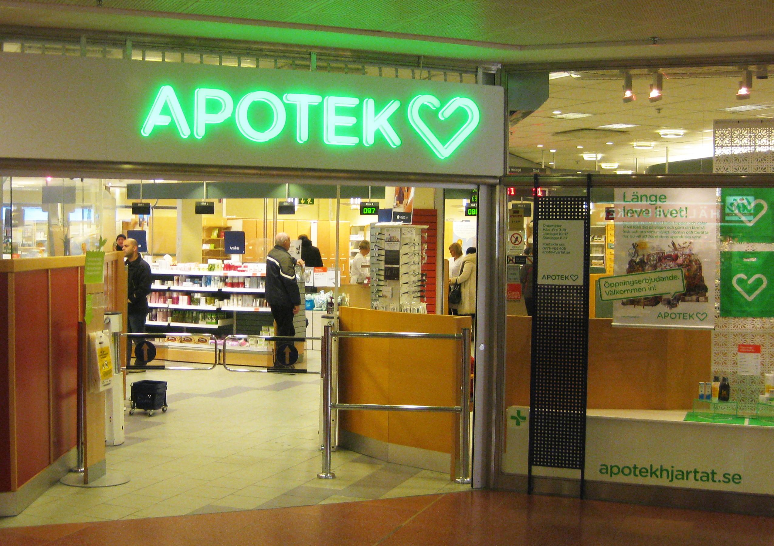 a apotek