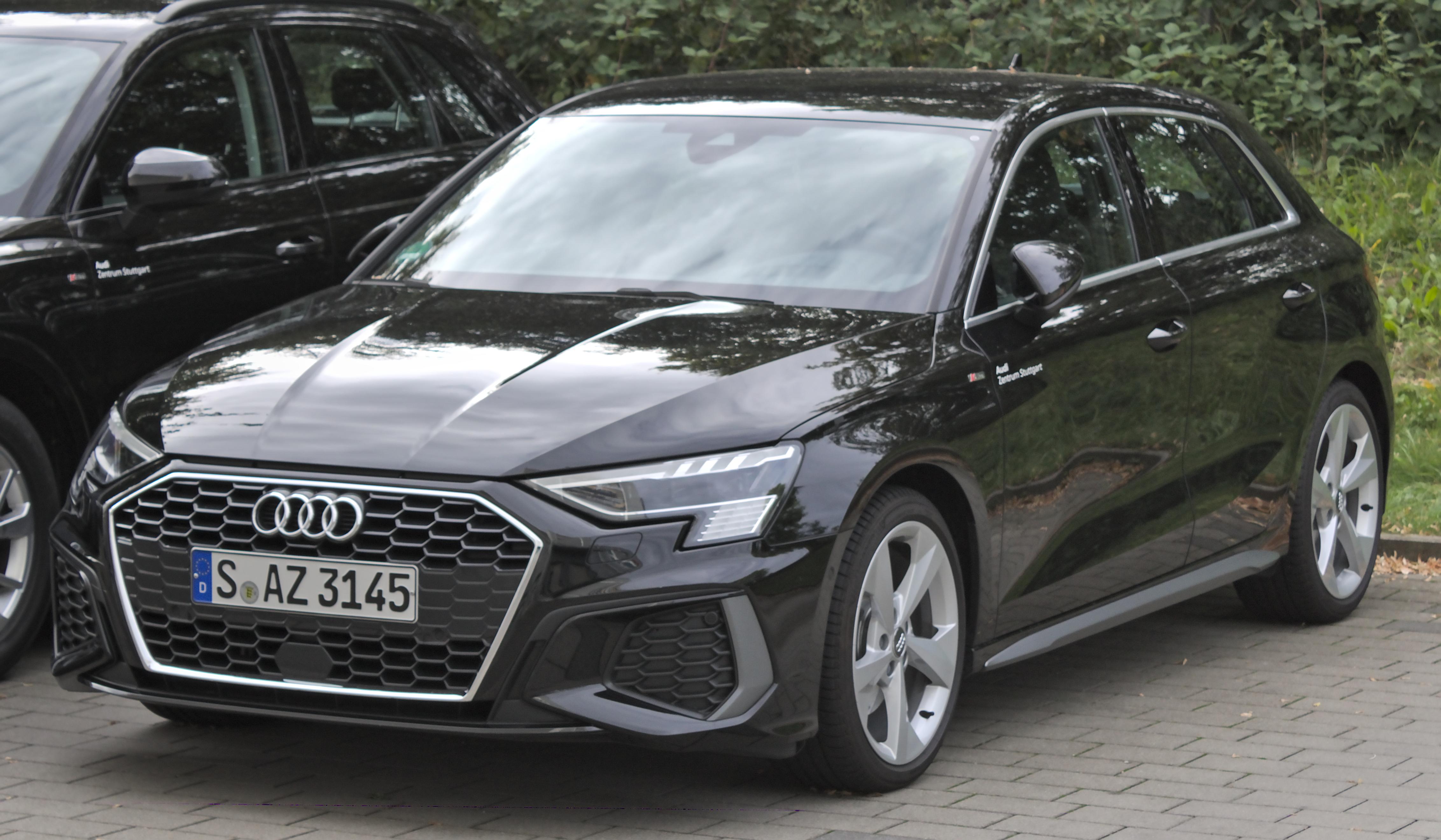 Audi A3 Wikipedia La Enciclopedia Libre