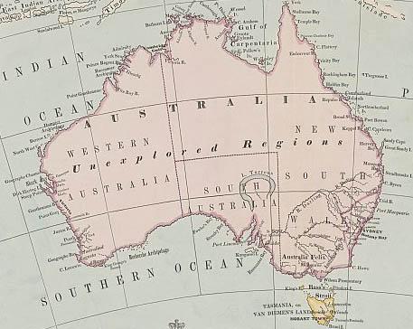 Oceans  Seas  Indian Ocean  Pacific Ocean