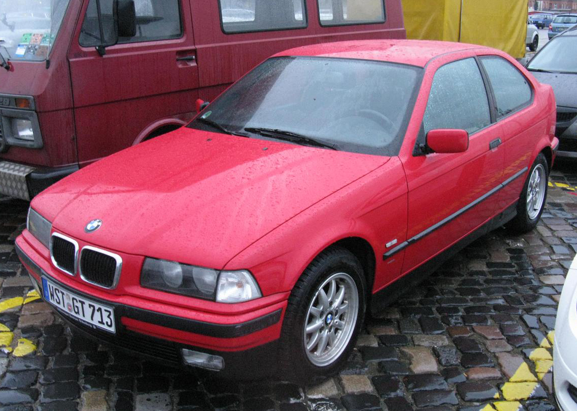 BMW 3 Series Compact - Wikipedia
