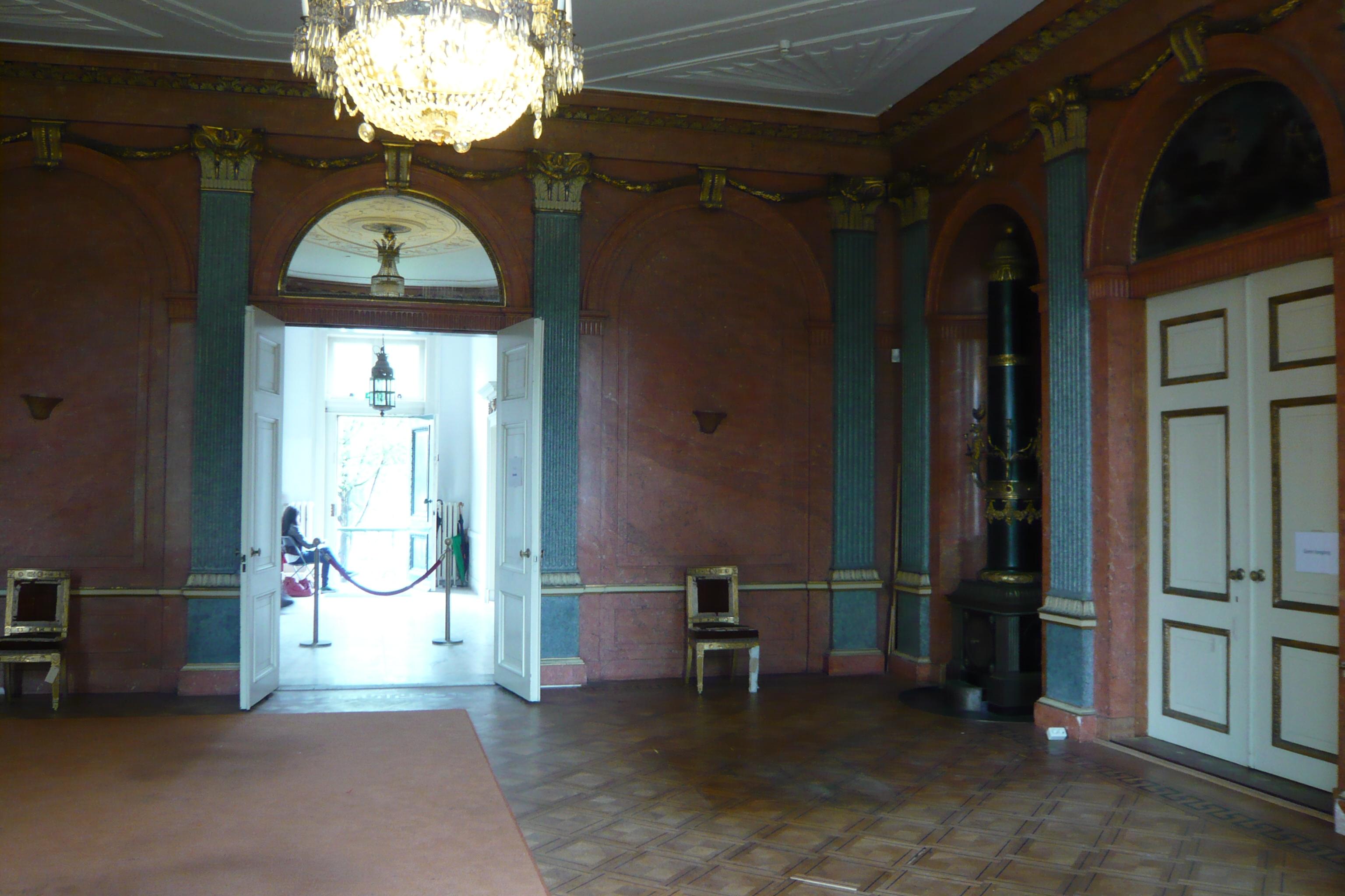 File barnaart huis haarlem entree gang jpg wikimedia commons - Gang huis ...