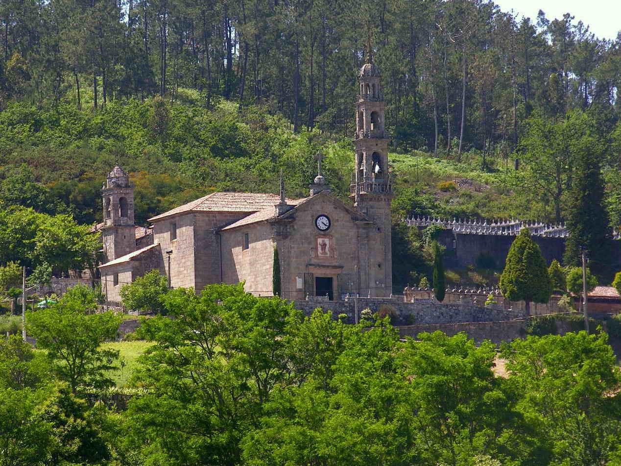 iglesia de Bastavales