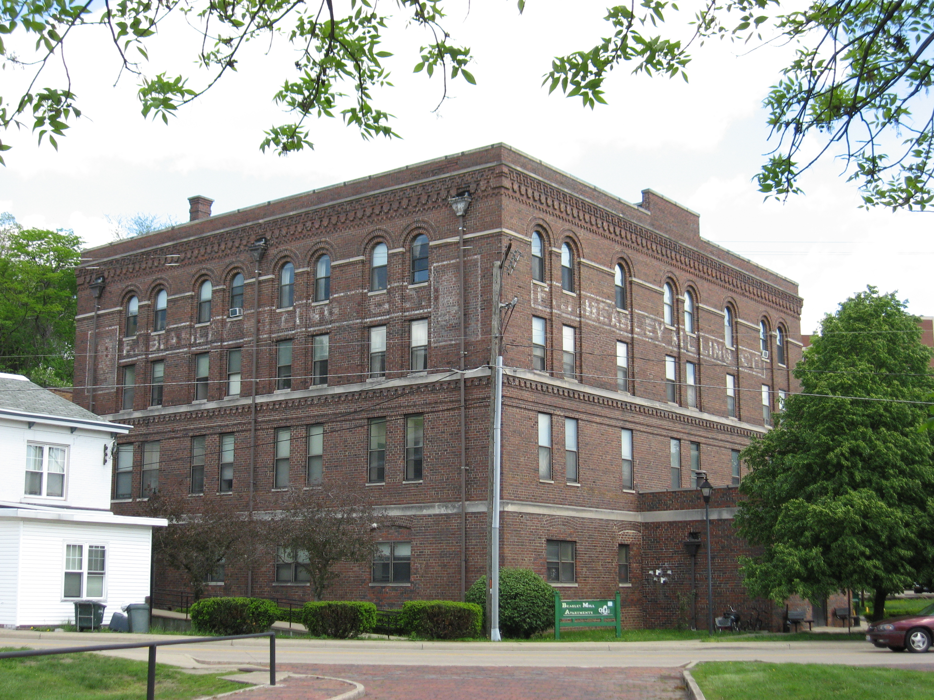Athens (OH) United States  City new picture : Beasley Building Athens OH USA Wikimedia Commons