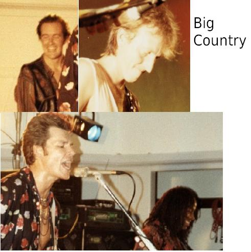 Big Country in 1991