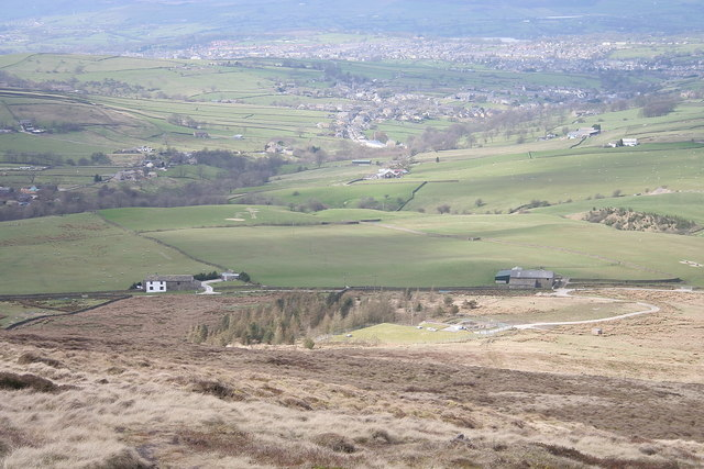 Boulsworth Hill - geograph.org.uk - 1243173