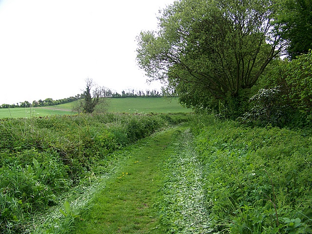 Bridleway to Win Green - geograph.org.uk - 1287963