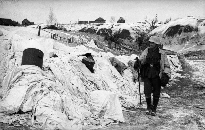 battle of stalingrad outline