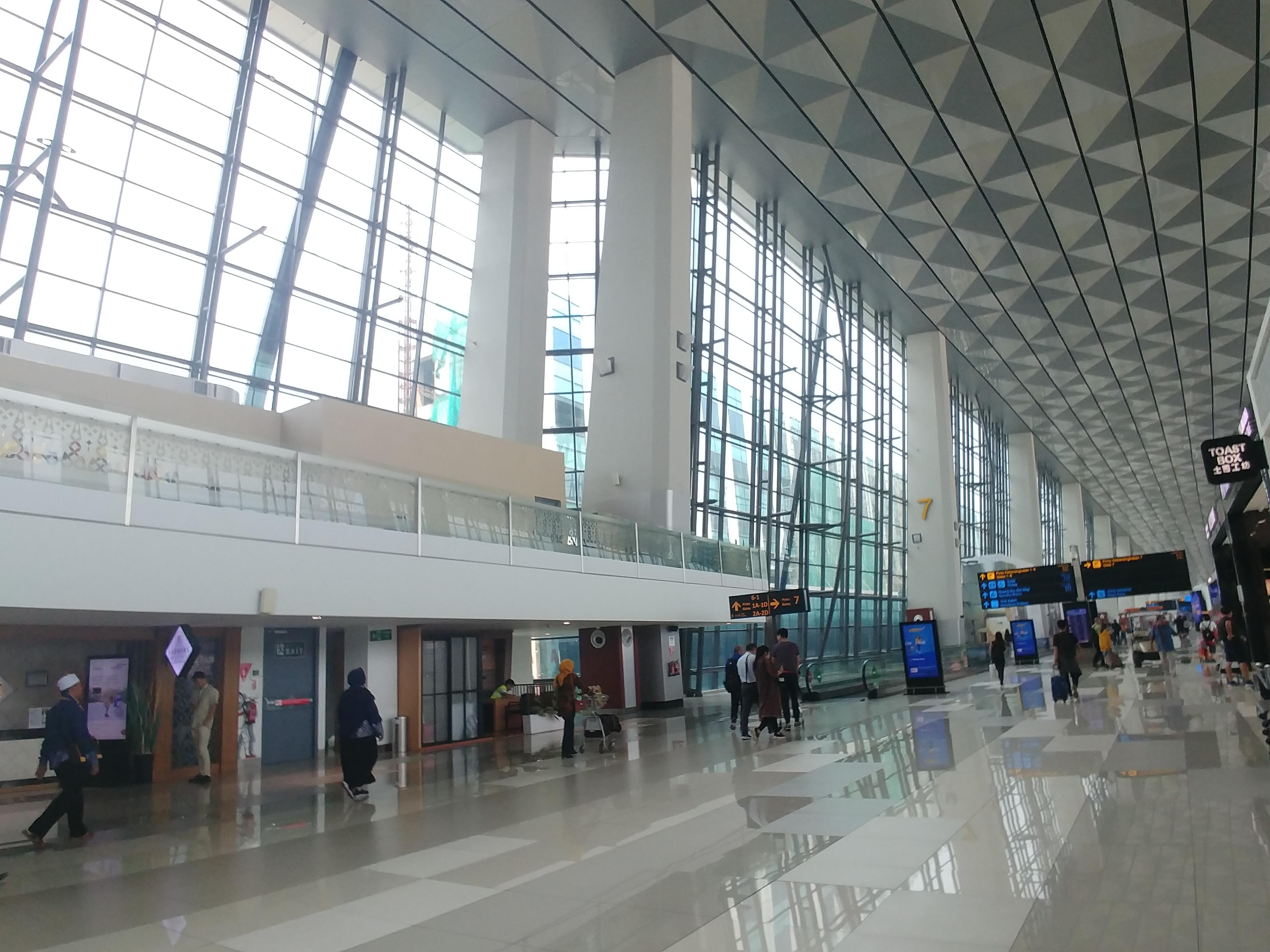 Soekarno Hatta International Airport Terminal 3 Wikipedia