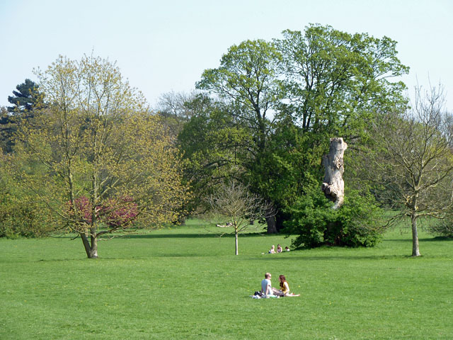 Camer Country Park - geograph.org.uk - 2362550